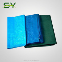 Lightweight waterproof tarpaulin for backpack heavy duty tarp cover