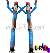 Chinese National Style Inflatable Air Dancer Toy For Advertising