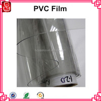 3mm Thick Soft PVC Transparent Sheet PVC Film Soft