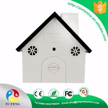 hot sale CE / RoHS / FCC red Four adjustable durable ultrasonic bark control unit