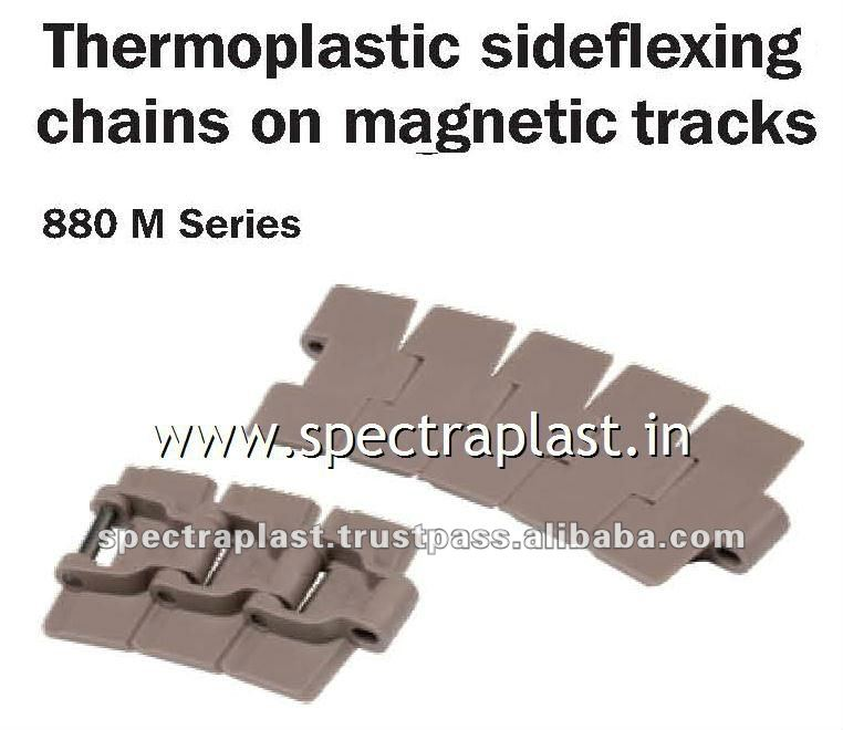 FLAT TOP MAGNETIC - 880M SERIES \ CURVED TOP CHAINS \ TABLE TOP CHAINS- 880M SERIES