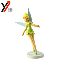 Customized Collectible Toy Tinker Bell Small Plastic Fairy Figurines Wholesale