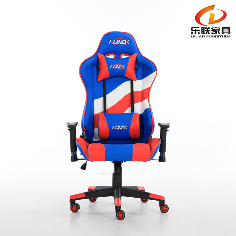 Wholesale colorful high density foam game chair