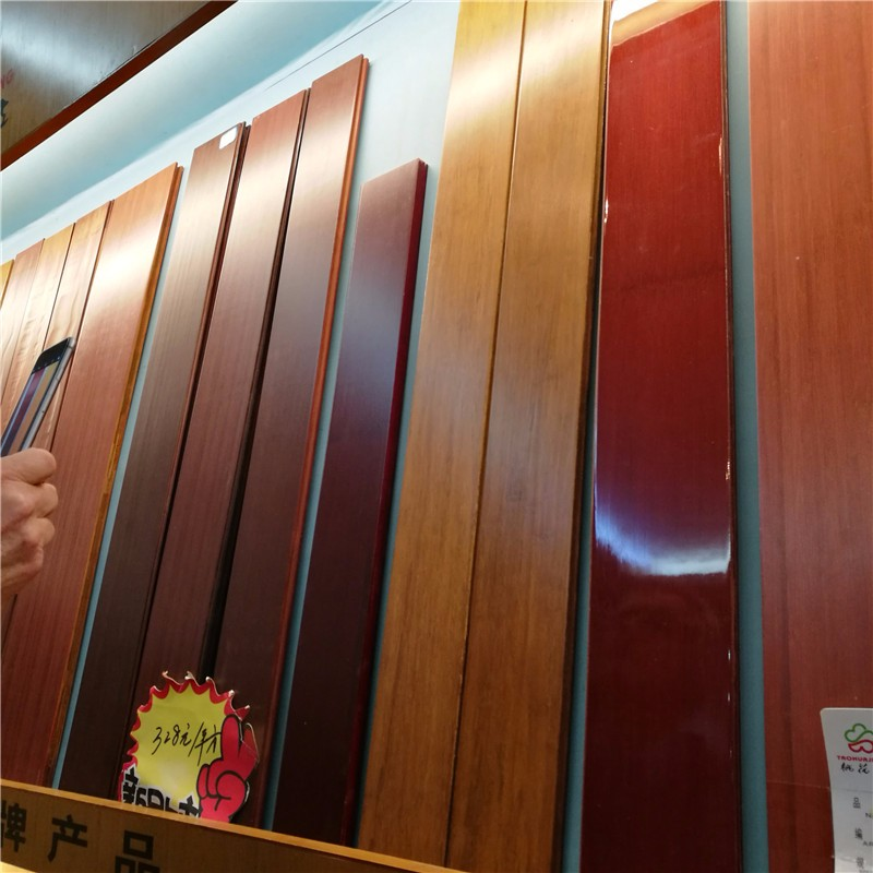Best price for solid bamboo wall panel