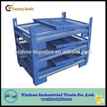 collapsible heavy duty iron wire mesh box of china alibaba