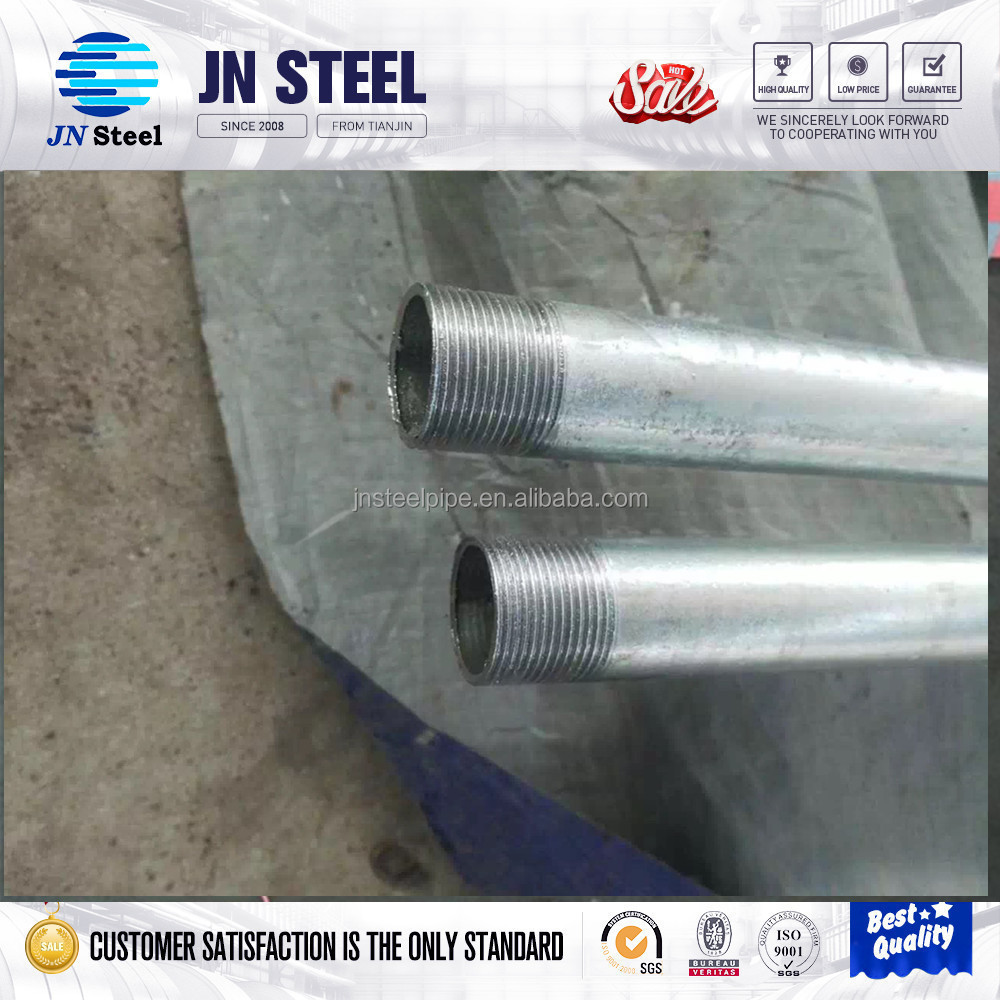 ASTM A53 A36 ss400JR gi pipe 1,2,3,4,6,8,<strong>10</strong> Inch galvanized steel pipe 2 1/2 inch