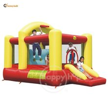 Happy Hop Inflatable Bouncer Castle Play Center -9058 Gaint Inflatable Bouncy Castle