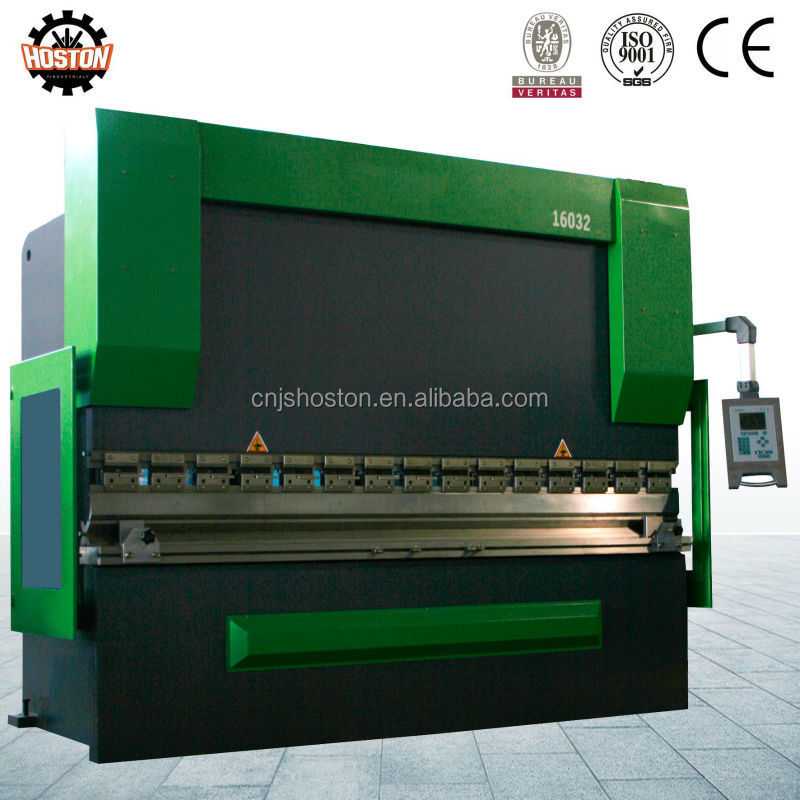 CE&SGS Certificated Hydraulic Servo Electric Press Brake with delem CNC controller
