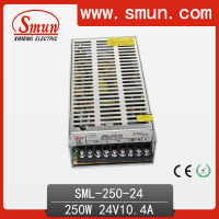 250W 24V Switching LED Lighting Power Supply SML-250-24