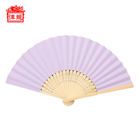 Good Quality Cheap Hand Held Chinese Paper Wedding Fan Favors GYS914-8
