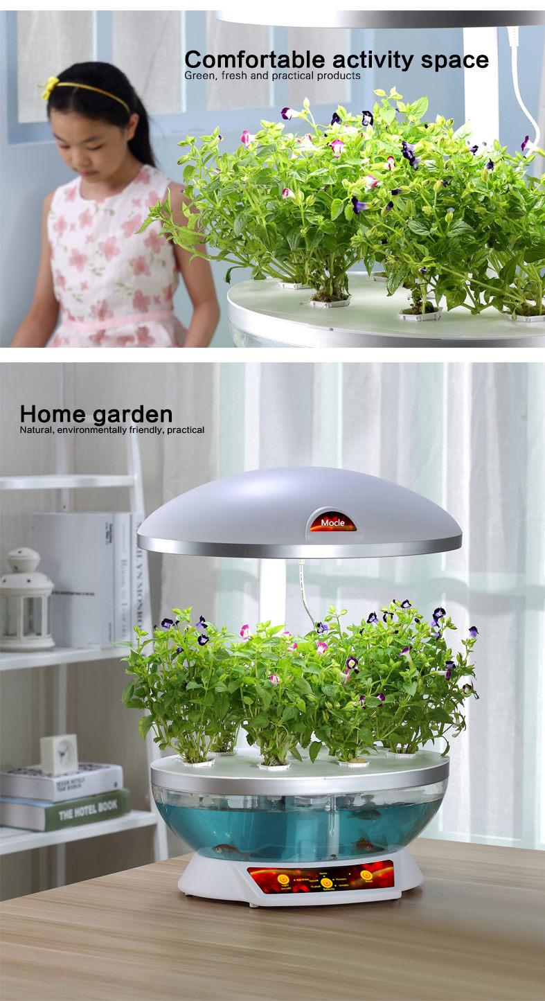 Mocle Farm Smart Garden Grow Tent Hydroponics Better Than 400 x 300