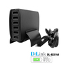12A Fast Speed SIX Ports USB Car Rapid Charger (Universal Compatibility) for iphones