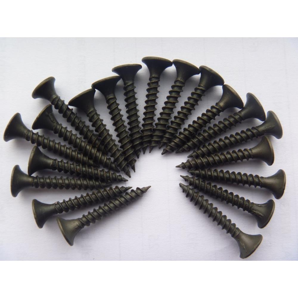 Good quality cheap price and material <strong>black</strong> <strong>phosphate</strong> drywall screw gypsum board