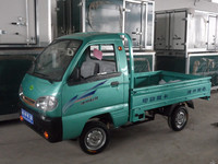 EEC/CE approved electric truck, closed cargo truck, pickup truck fastfood truck