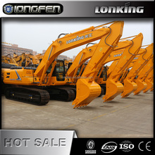 LG6225E High quality Lonking excavator with swing motor /excavator parts