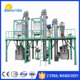 small scale corn flour mill maize flour milling machine, mini wheat flour mill