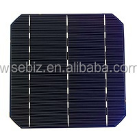 Motech monocrystalline 156 solar cell low price