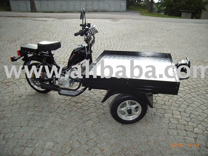 Cargo Tricycle EEC