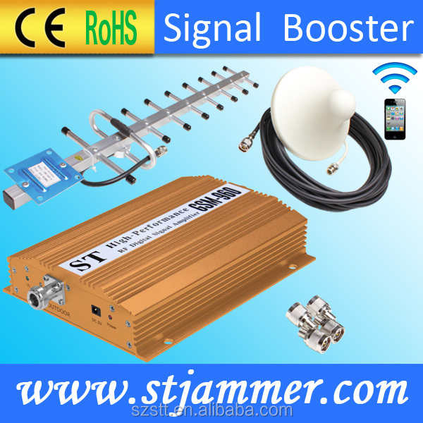 Mobile network booster solution, GSM repeater 960 cell phone signal booster