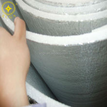 Single underfloor carpet insulation laminated epe foam radiant floor heating insulation