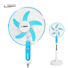 18 Inch rechargeable Stand Fan 220v with best price