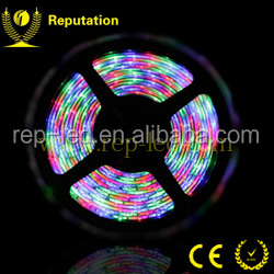 Mgiac color ws2811 addressable digital led strip for christmas decoration