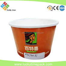 150ml ice cream paper cup with dome lid
