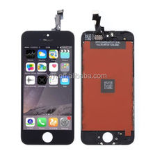 2017 DHL Free Shipping high quality mobile phone lcd/display for iphone 5 lcd screen,for iPhone 5s LCD display