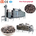 Automatic Sunflower Seeds Roaster Stainless Steel Nut Roasting Machine