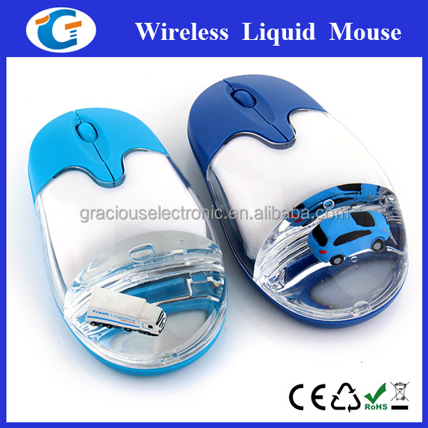 Wireless mouse keyboard mouse liquid