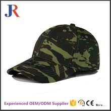 Jiang Run 2017 the new 6 panel custom LOGO mesh cap men woven cotton elastic fitted cartoon cotton flex fit cap