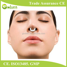 Silicon Anti Snoring Sleep Apnea Aid Device Health Night Snore Stopper Nose Clip