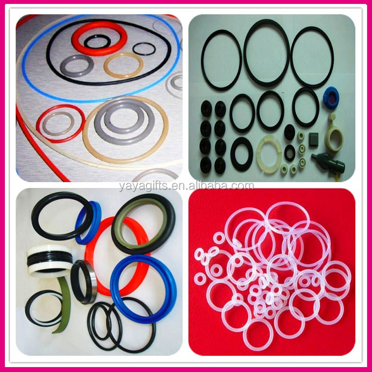 Shenzhen silicone factory processing customized national standard oil seal