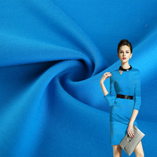 new product rayon spandex blue knitting rome ponte ponti punto roma fabric