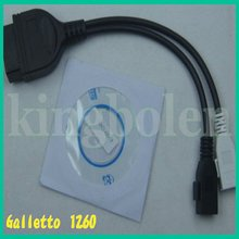 OBD2 EOBD ECU FLASHER GALLETO1260