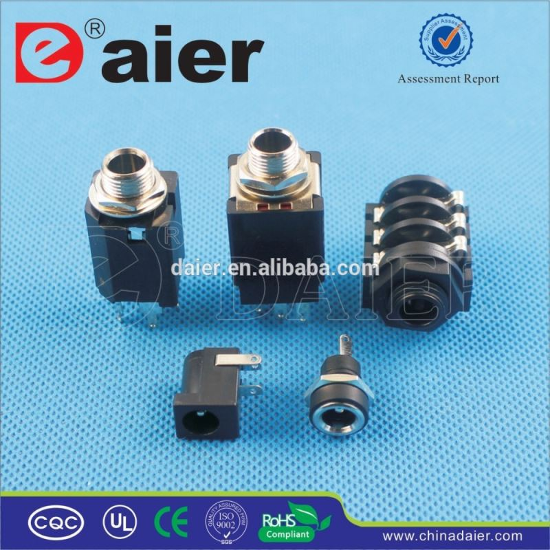 Daier 3PIN earphone jack plug