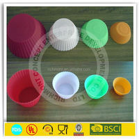Durable silicone pancake form