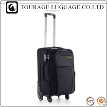 travel trolley eva fabric luggage bags factory in guangzhou china