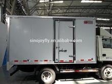 Day old chicken transportation truck box Insulated Day Old Chicken Transportation Truck Body