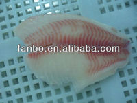 tilapia fillet on sale,iqf,ivp,CO Treated Skinless Boneless Red Meat Frozen Tilapia Fillet