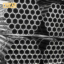 galvanized steel pipe roughness 16mm - 50mm galvanized steel pipe galvanised iron steel conduit