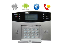 FDL-S100 96 wireless gsm alarm system, gsm alarm system,home security gsm alarms English voice prompt