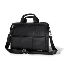2017 New design shoulder Business 15 inch laptop notebook bag for men