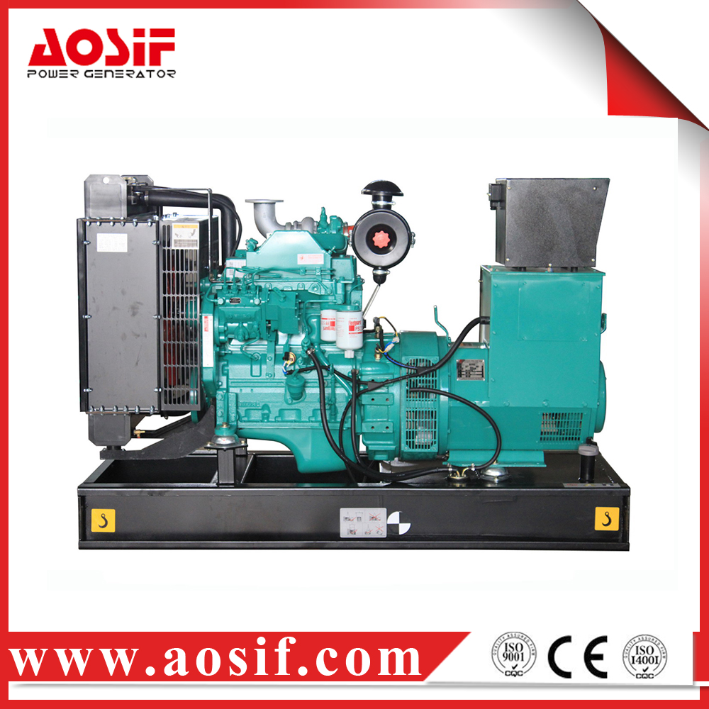 AC Three phase silencer for generator