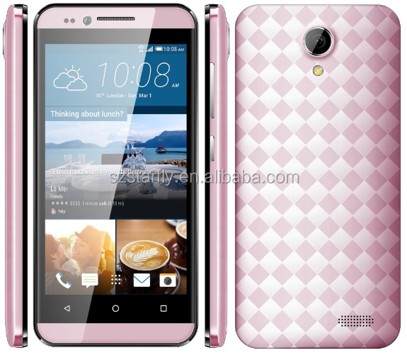 Xbo V23 china phone factory Android 5.1 Lollipop 4.5 inch Quad core mini 3G cell phone mobile