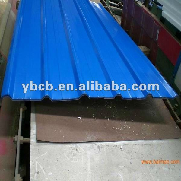 PPGI/PPGL metal roofing sheets prices