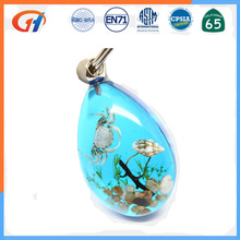 Transparent Custom Clear Acrylic Keychain Factory Price Insert Photo/shell