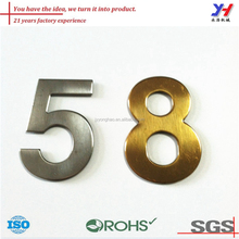 OEM ODM RoHs certificate Precision fancy number plates supplier