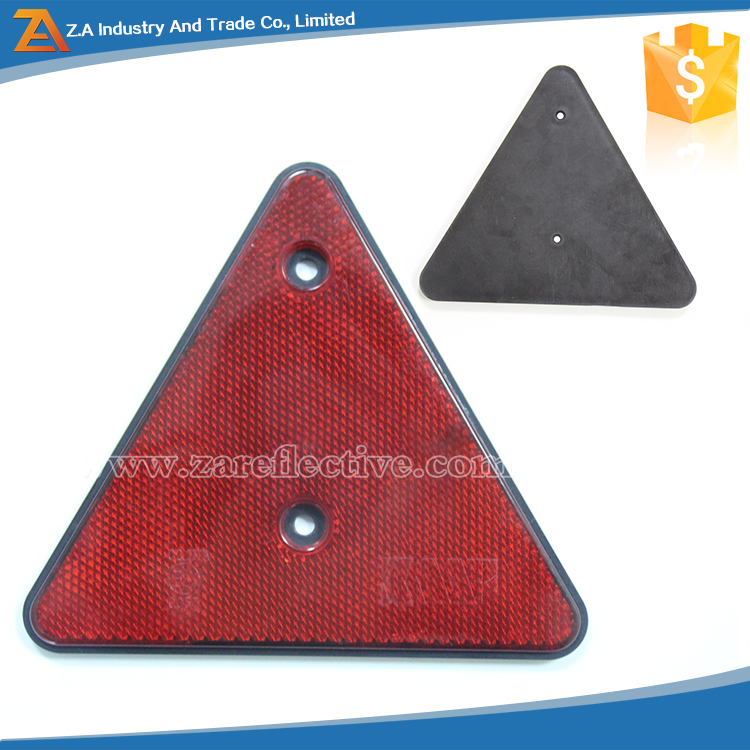 NEW Safety Product !!! PMMA Security Warning Triangle Reflector,Auto Emergency Kit