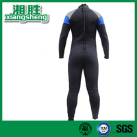2015 Well-fitting Zipper Wetsuit,Flexible Wetsuit, Fishing Wetsuit,